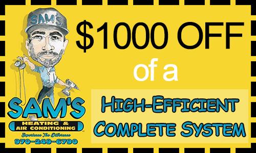 High-Efficient Complete HVAC System