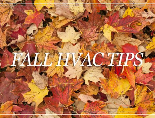 Preparing for Fall-HVAC Tips