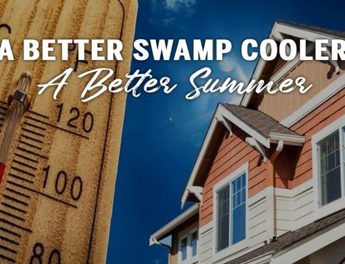 Make Your Swamp Cooler Work Better